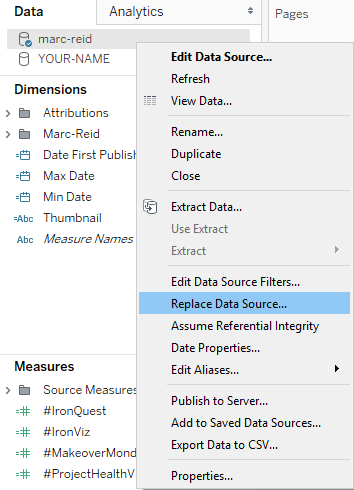 Public Data Sources For Tableau Anti Feixista